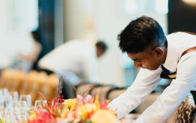Download a Free Waitron CV Template